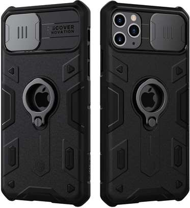 Nillkin CamShield Armor case for Apple iPhone 11, iPhone 11Pro and iPhone 11 Pro Max image 1