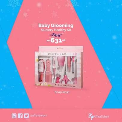 Baby Grooming Nursery Healthy Kit