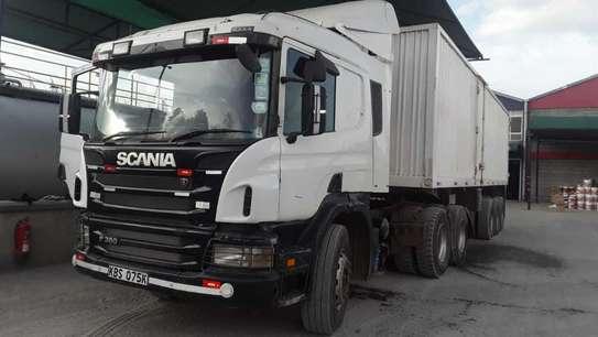 Scania P360 image 2