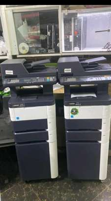 Recommended kyocera ecosys m3040 dn photocopier machine image 1