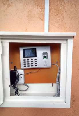 Biometric Time Attendance Management System in Kenya.