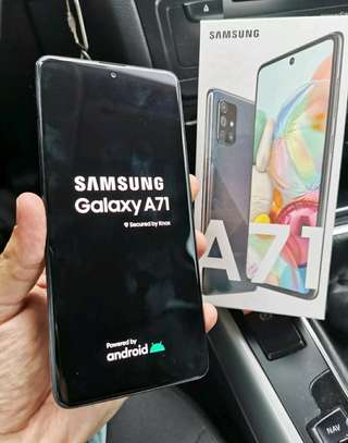 Samsung Galaxy A71 128 Gigabytes Smartphone image 2