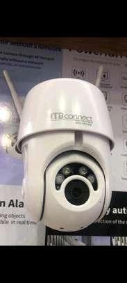 360° PTZ wifi camera image 1