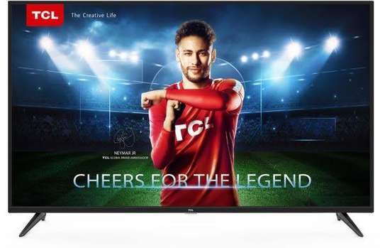 TCL 75 inch 75T8M digital smart android 4k image 1