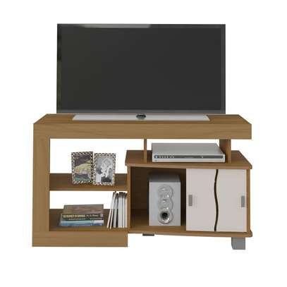 TV Stand Rack Senna ( Freijo ) - for TV up to 40 Inches image 3