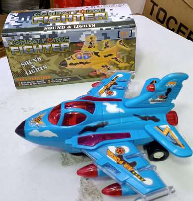 Combat fighter Toy plane image 1
