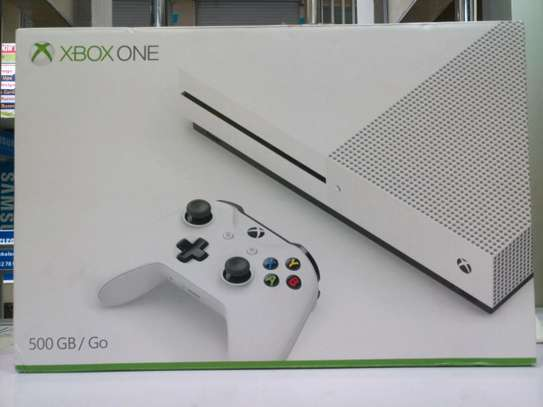 Xbox One S 500gb brand new consoles