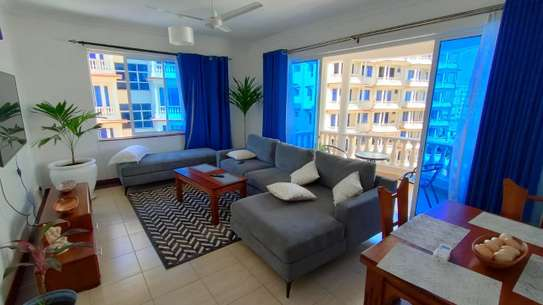 Furnished 2 bedroom apartment for rent in Nyali Area image 12