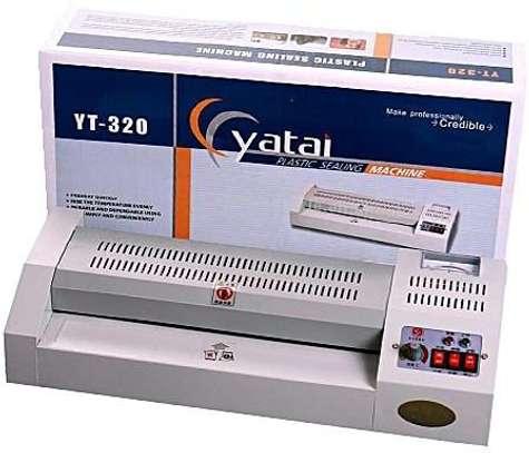 Yatai Heavy Duty Metalic A3 Laminating Machine image 1