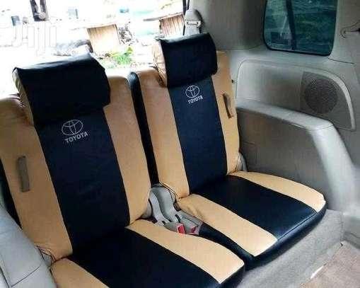 NOAH/VOXY/PRADO/IPSUM CAR SEAT COVERS image 3