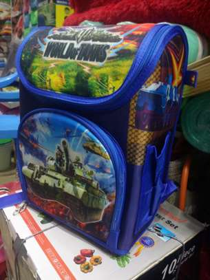 Kid foldable/ collapsible bag image 3