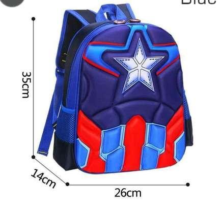 Lower primary school backpack image 1