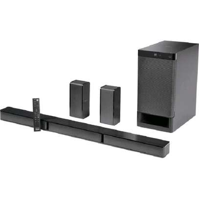 Sony Soundbar System HT-RT3 5.1ch 600W Home Cinema System with Bluetooth® Technology image 1