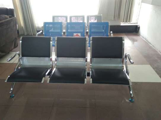 Guest waiting chairs