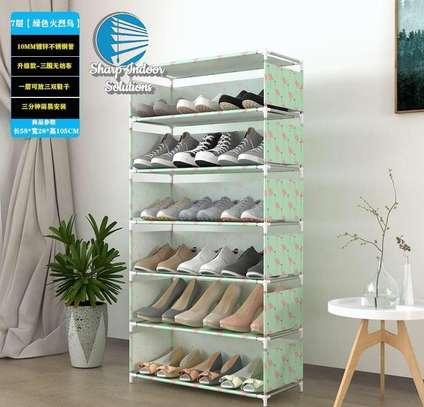 7 layers shoe racks image 2