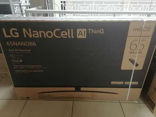 65nano86 LG 65 INCH SMART smart wifi tv image 1