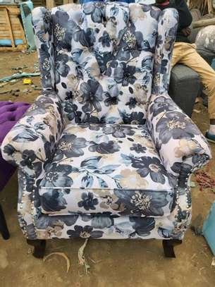 Chesterfield king chair image 1