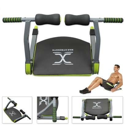 Ab Core Workout Six Pack Machine image 1