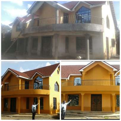 Home & Office Spray Painting Services image 5