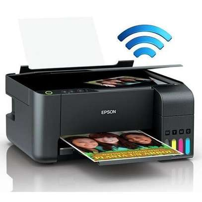 Epson EcoTank L3150 Wi-Fi All-in-One Ink Tank Printer image 1