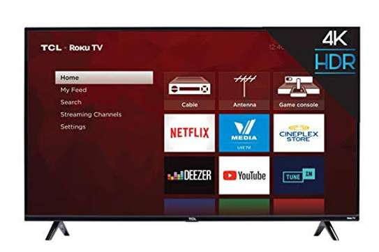 43 inch Tcl digital smart android 4k TV image 1