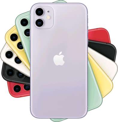 iPhone 11 64 GB NEW WITH 2 YEARS WARRANTY image 1
