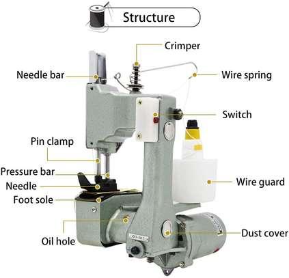 Hand Package Express Sealing Machine image 2
