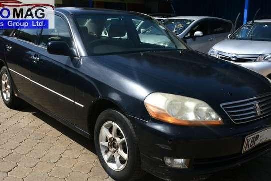 Toyota Mark II image 3