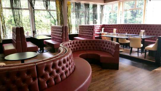 Club, Restaurant, lounge and hotel sofas image 2
