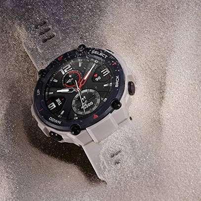 Amazfit T-Rex Smartwatch, Military Standard Certified image 2