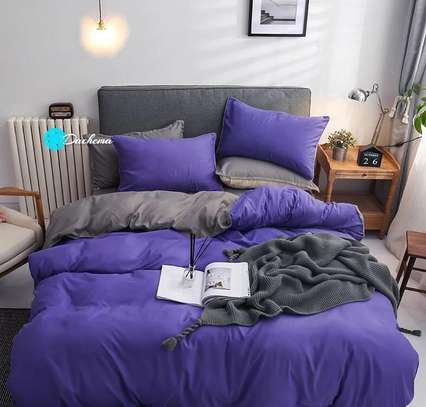 5*6 plain light purple duvets image 1