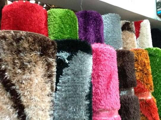 Imported fluffy carpets