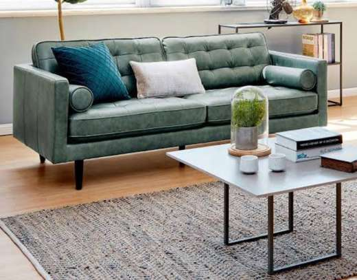 White coffee table image 1