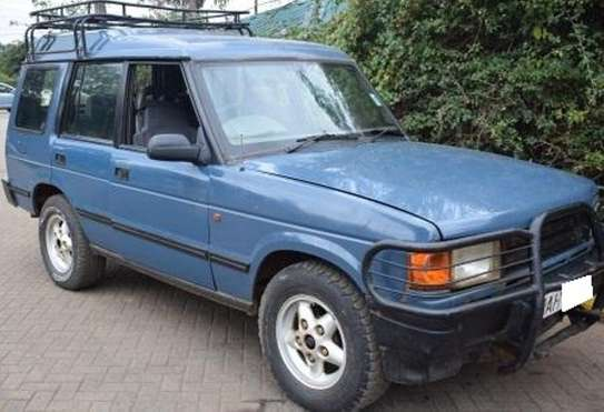 Land Rover Discovery I image 1
