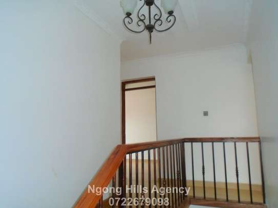 Four bedrooms townhouse with a DSQ for rent in Kibiko image 12