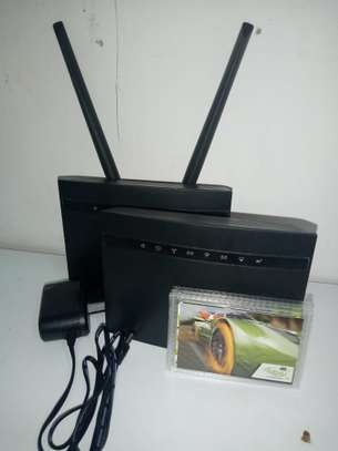 4G Universal Faiba and all simcards wifi router image 3