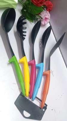 5pcs Serving spoons image 3