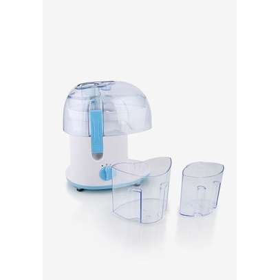 Juice Extractor - Blue And White image 2