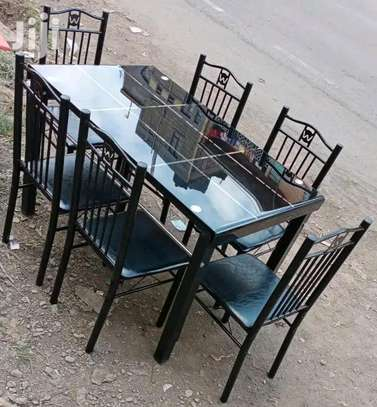 Beautiful dining table to enhance the charm of your dining room image 1