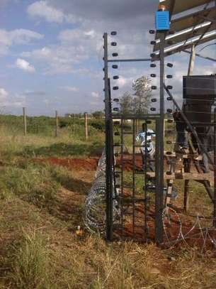 electric fence installation in kenya nairobi thika Ruiru JUJA