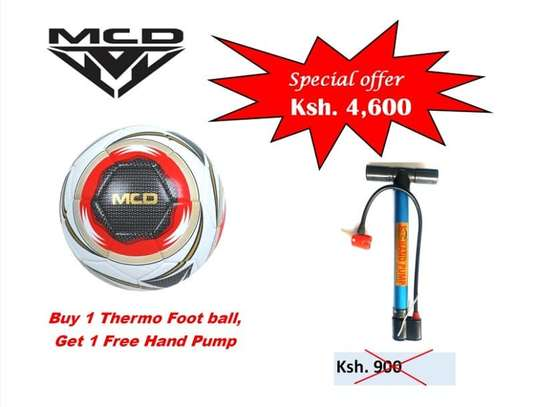 Foot Ball, Soccer Ball , Sports , Clubs Thermo Ball