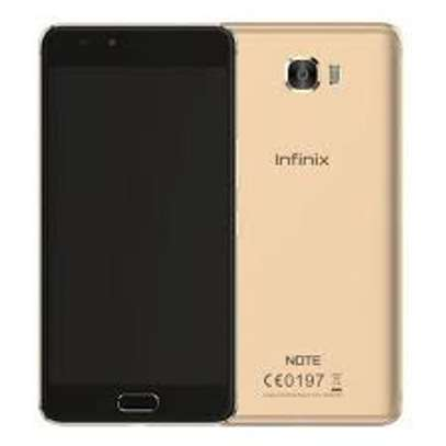Infinix Note 4 Pro X571 (Christmas Version) 32GB, (Dual SIM) Gold image 2