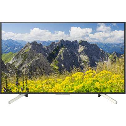 Sony 65 Inch HDR 4K ANDROID Smart LED TV KD65X8000G (2019 MODEL)