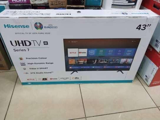 Hisense 43 Inch 4K UHD Smart LED TV 43B7100UW