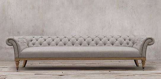 Latest Chesterfield sofas for sale in Nairobi Kenya/three seater sofas for sale in Nairobi Kenya image 1