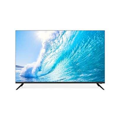 """EEFA 32"""" FULL HD SMART ANDROID, FRAMELESS TV – Black-New image 1"""