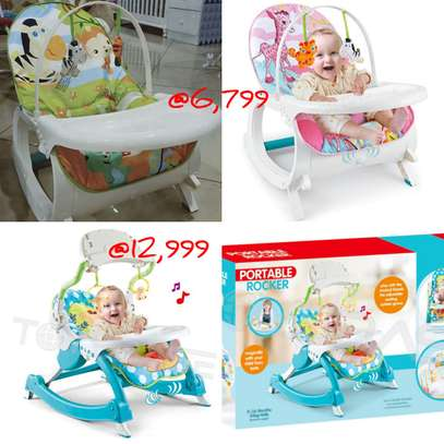 baby rockers & bouncers image 1