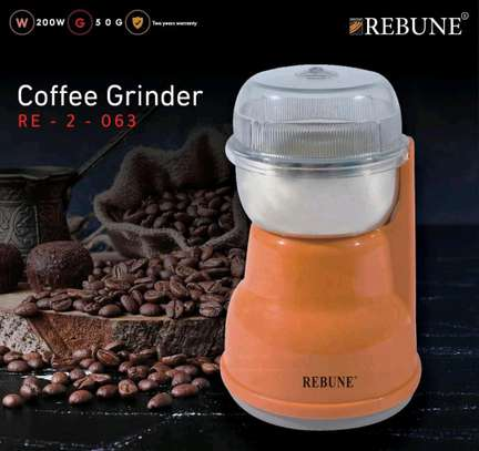 Electric Coffee mill image 1