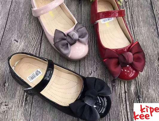 Bowl Tied Doll Shoes