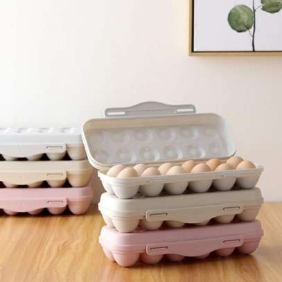 18 Piece Egg Tray Holder- Perfect Design image 3